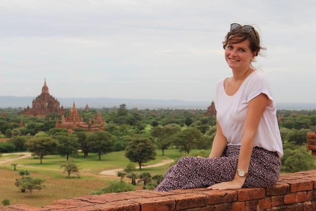 Bild von Bloggerin Travellerin Lisa