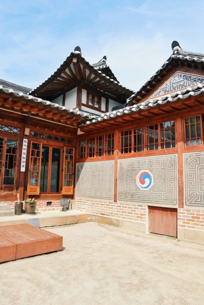 Baek In-je Haus im Bukchon Village