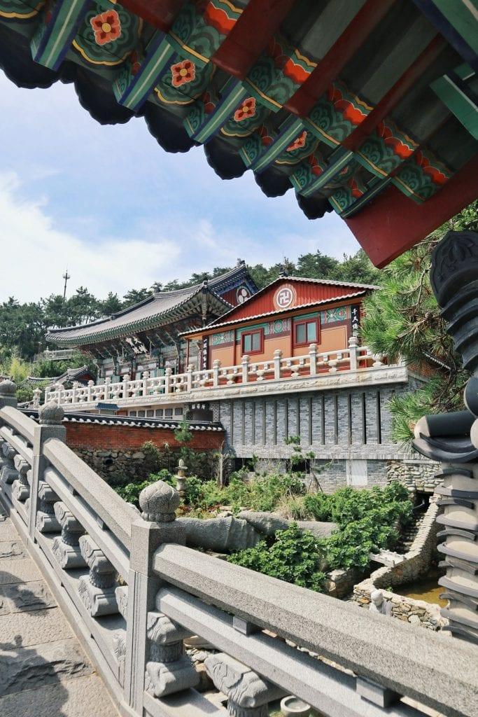 Tempel Haedong Yonggungsa