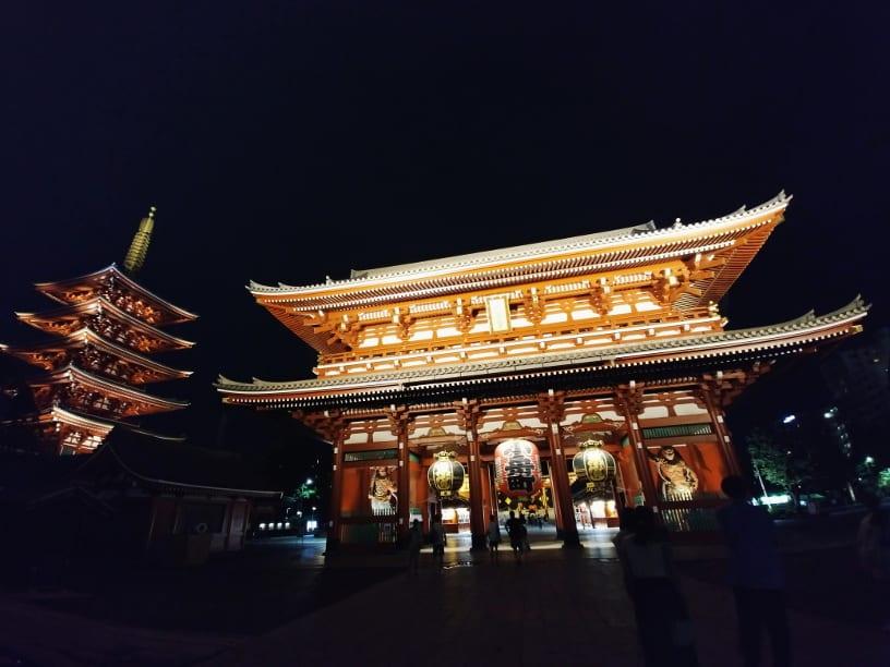 Asakusa Tempel