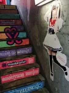 Maid Café in Tokyo
