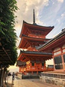 Lieblingsort in Kyoto Nr. 1: Kiyomizu-Dera Tempel