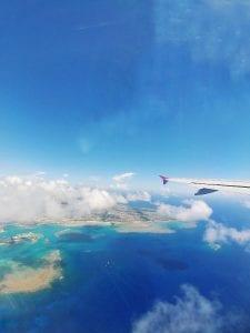 Abflug Okinawa