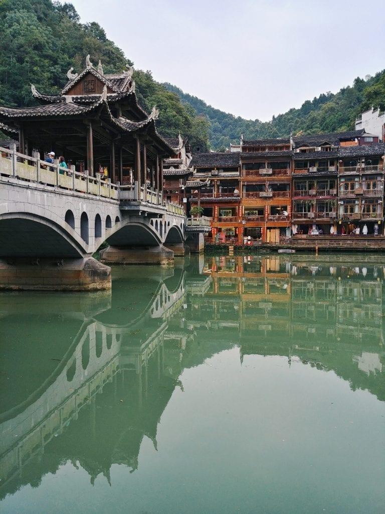 Brücke in Fenghuang
