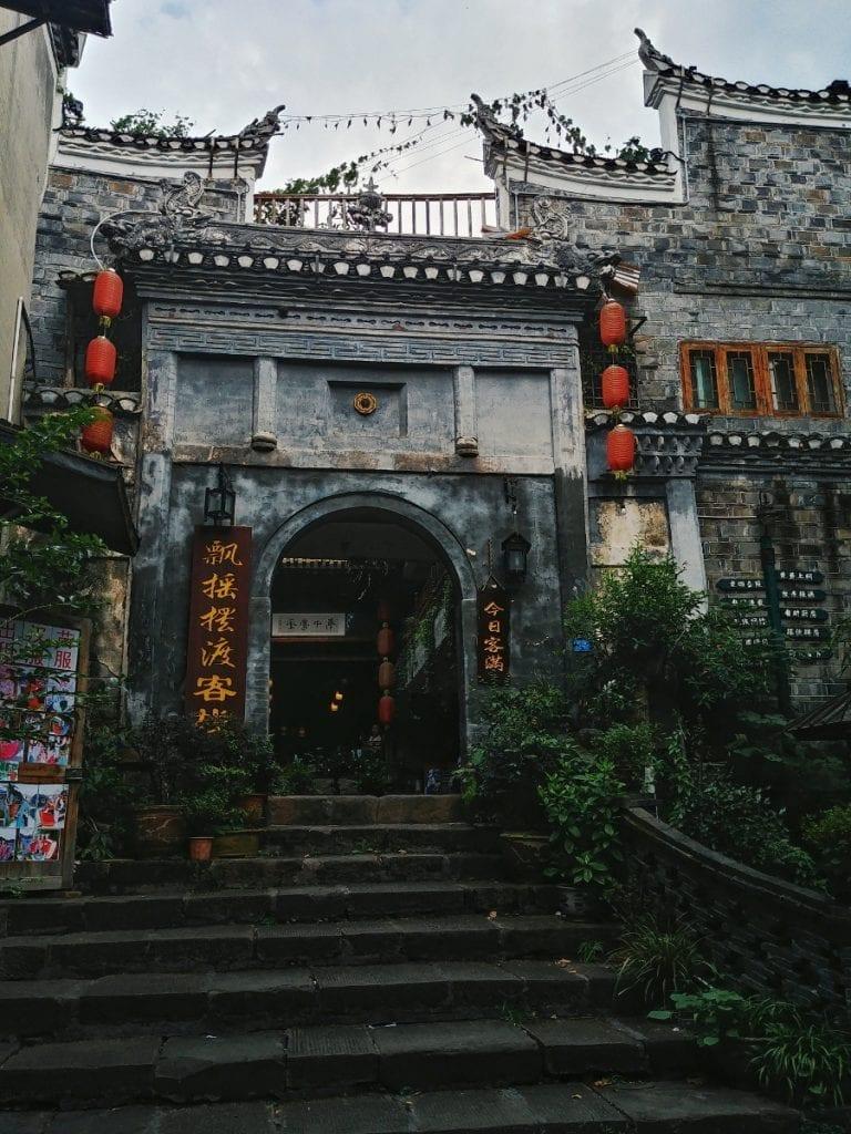 Tempel in Fenghuang