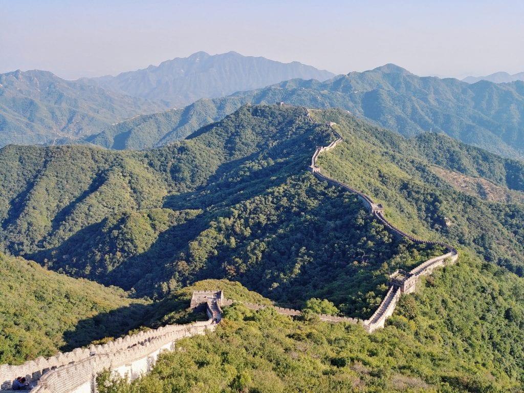 Mutianyu der Chinesischen Mauer