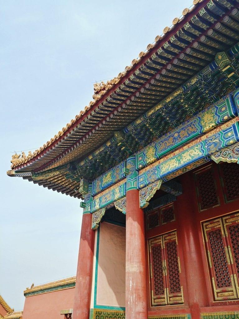Tempel in der Verbotenen Stadt