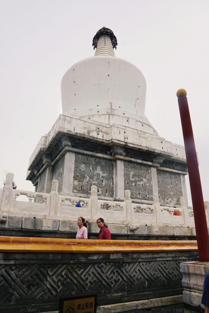 Tempel im Beihai Park