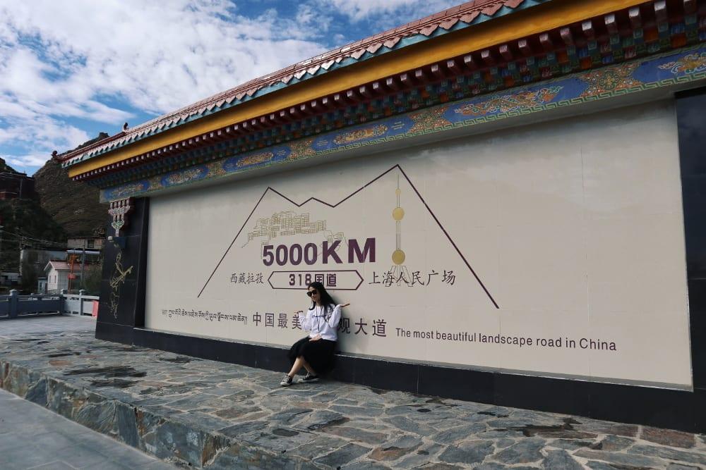 5000 Meter in Tibet