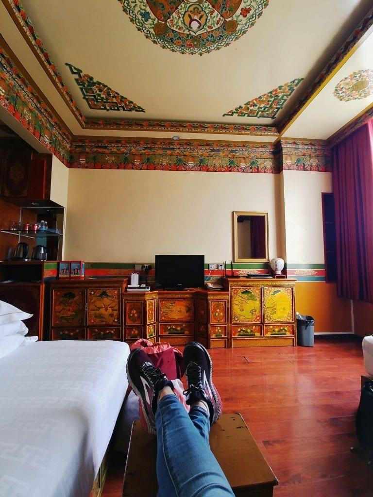 Girong Hotel in Shigatse