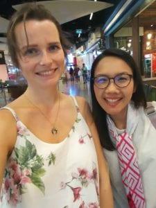 Bekanntschaften in Thailand