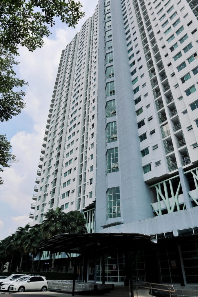 Wohnung Supalai Park in Bangkok