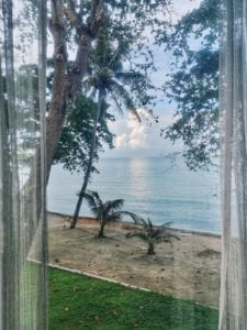 Blick aus Zimmer Du Talay Hotel Koh Chang