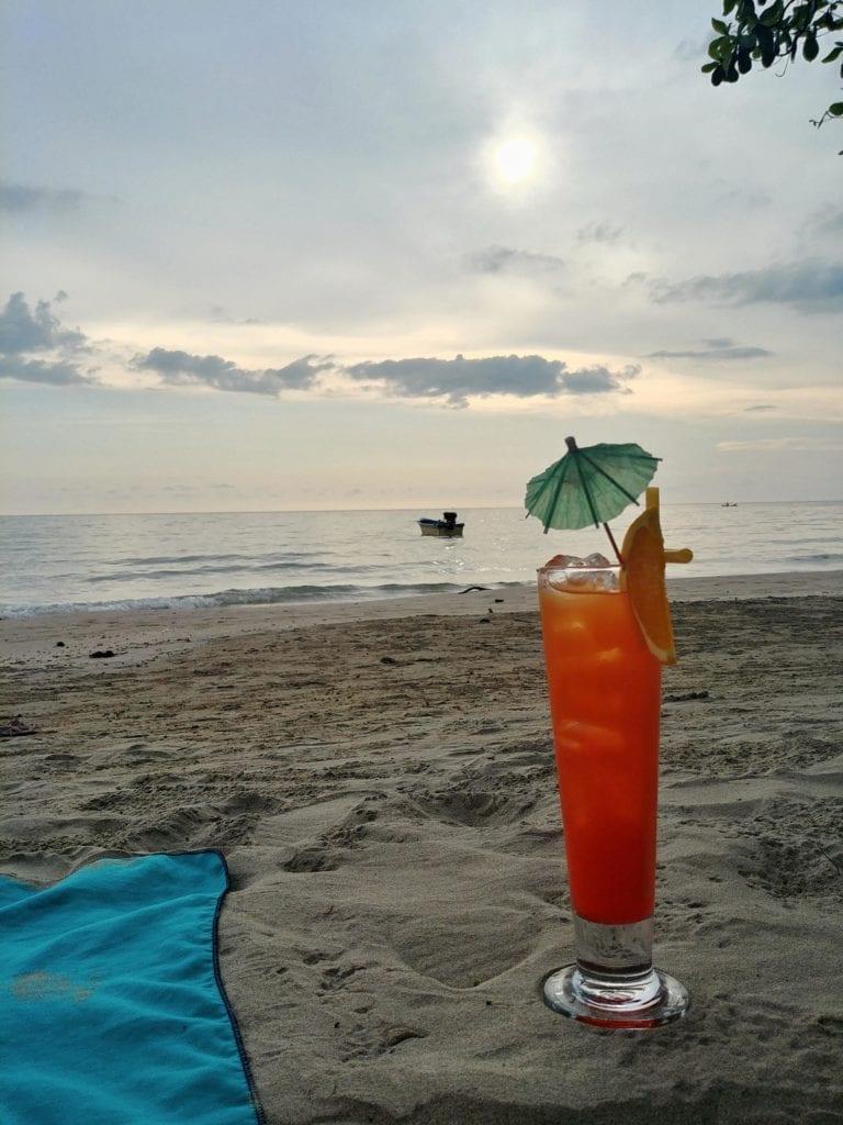 Mai Tai am Whitesandy Beach Koh Chang