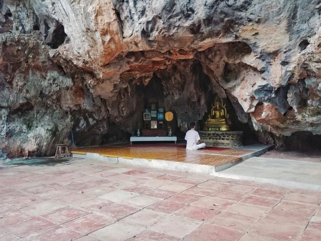 Meditieren in Thailand