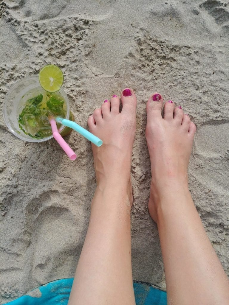 Mojito von Sun & Soul am Whitesandy Beach_Koh Chang