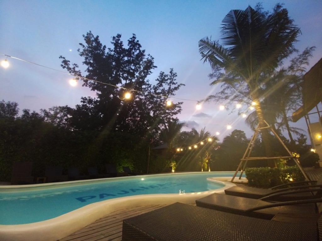 Pajamas Hostel Koh Chang Pool