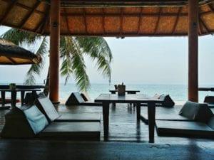 Restaurant im Nature Beach Resort auf Koh Chang