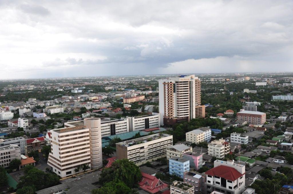 Wohnungssuche Bangkok Suaplai Park
