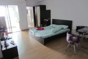 Wohnungssuche Bangkok Suaplai Park Zimmer