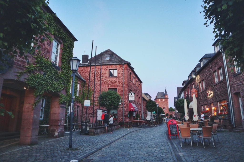Altstadt Nideggen