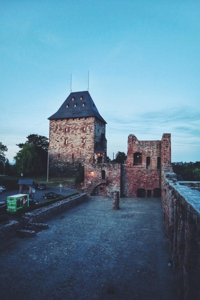 Burgruine Nideggen Turm