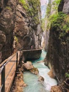 Leutschklamm Wasserfallsteig