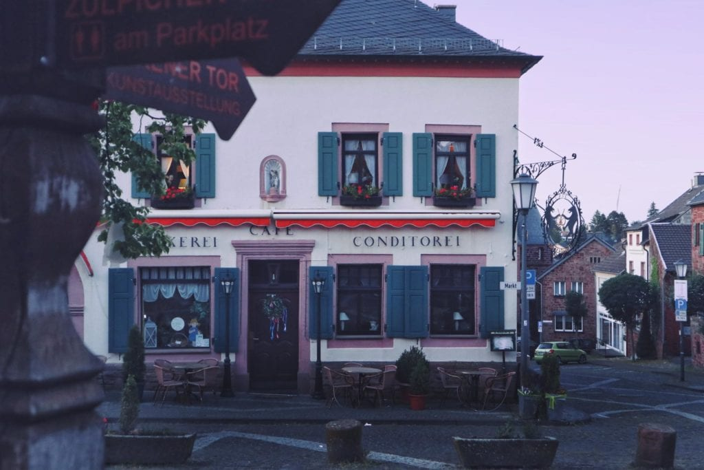 Nideggen Altstadt Bäckerei