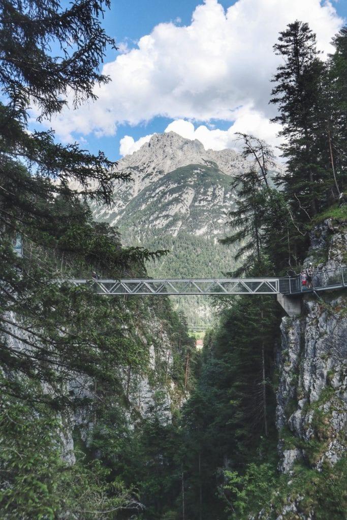 Panoramabrücke Leutschklamm