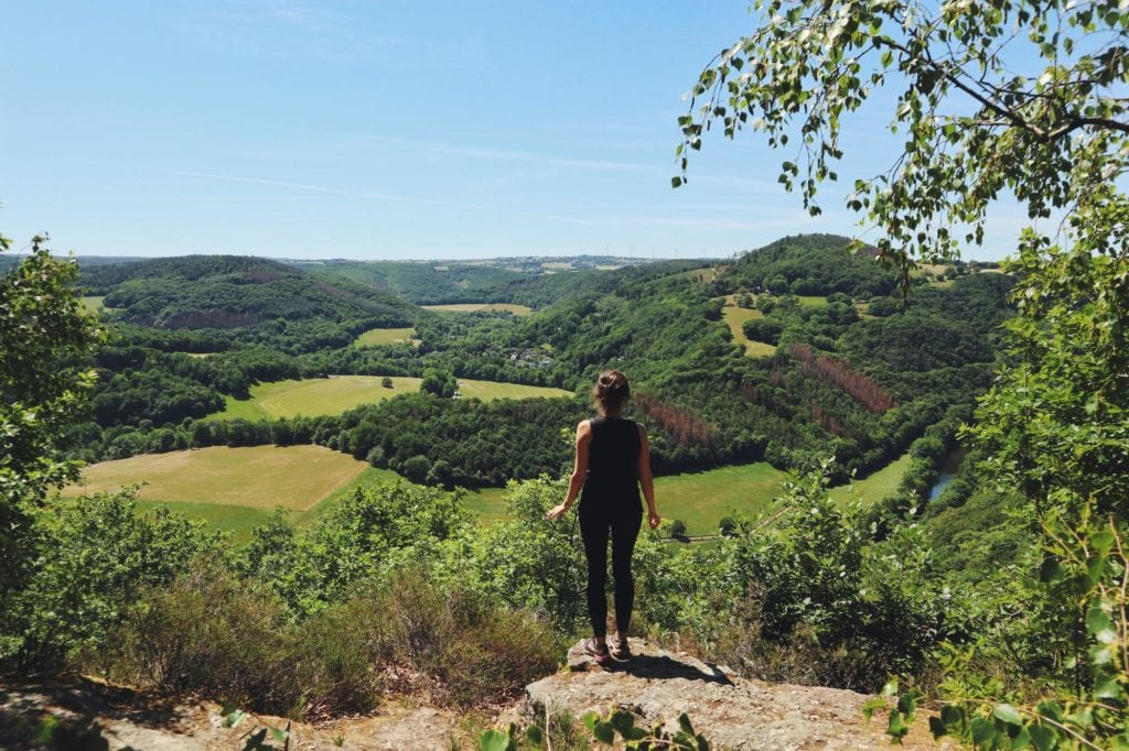 Rureifel-Wanderung_Blick vom Eugenienstein