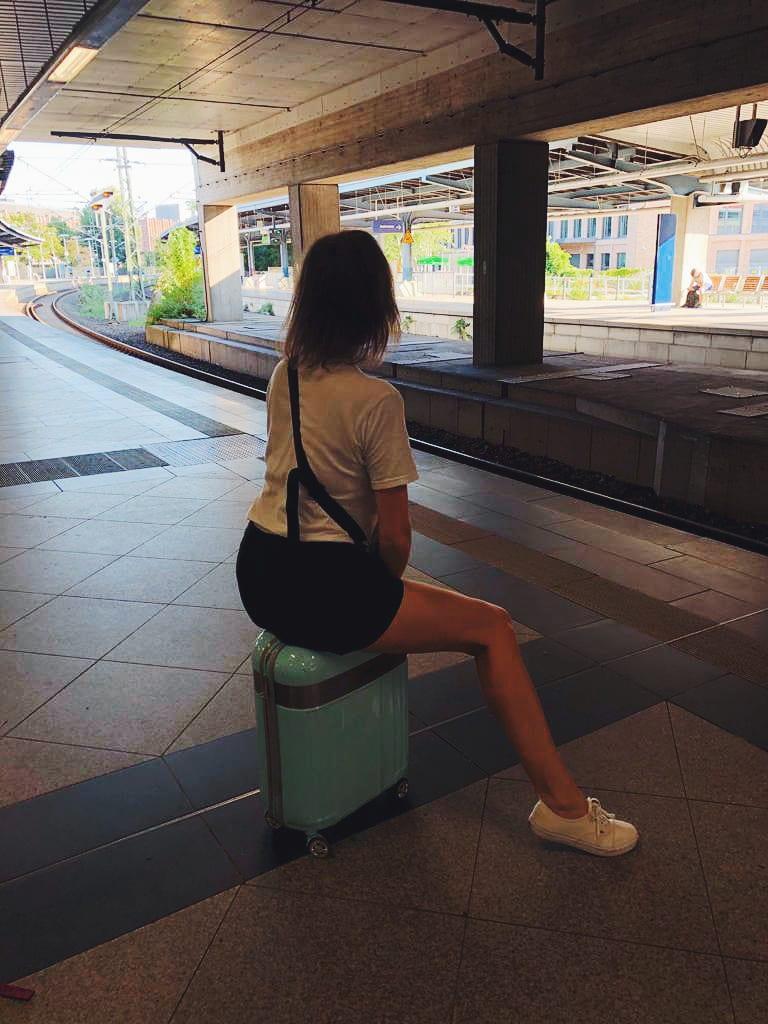 Travellerin Lisa Roadtrip Bayern