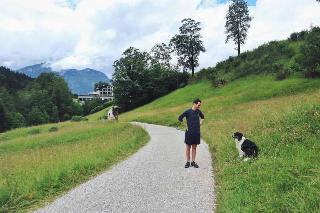 Wanderung auf den Eckbauer