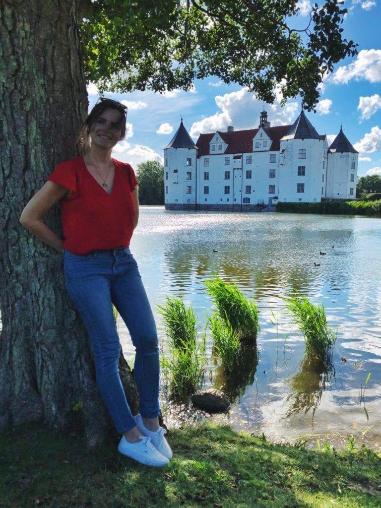 Besuch Schloss Glücksburg Travellerin Lisa