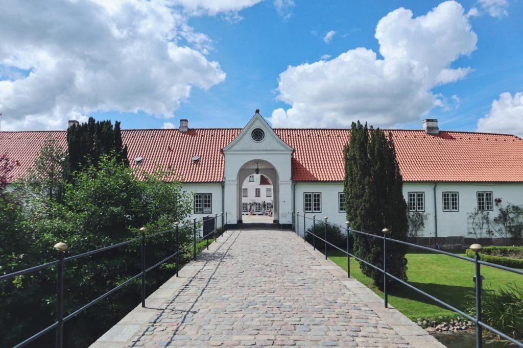 Eingangstor Schloss Glücksburg