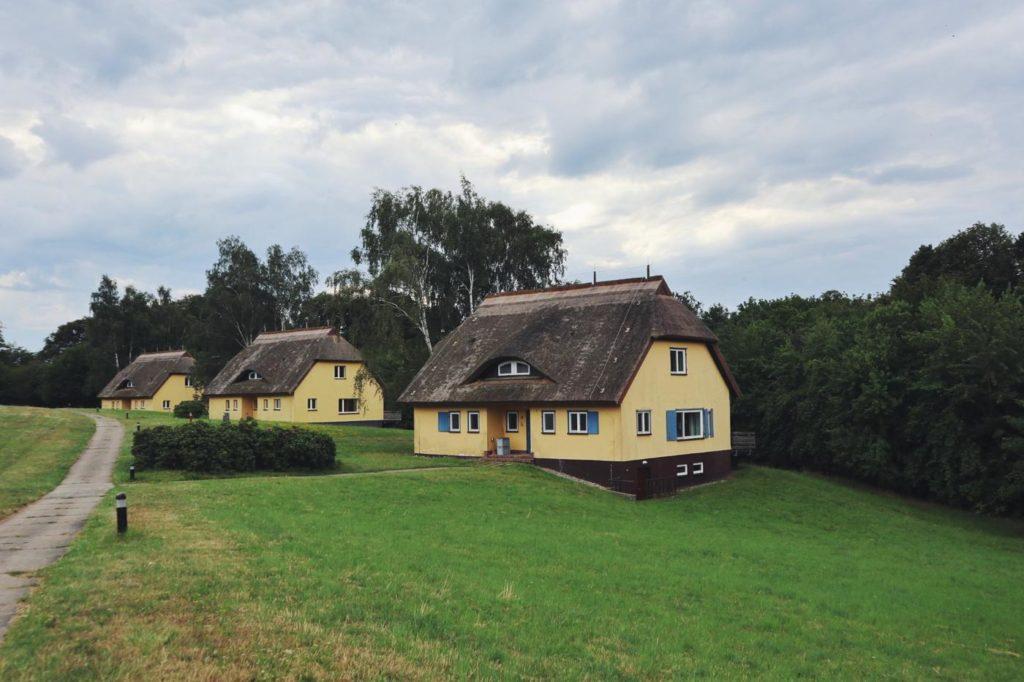 Ferienhäuser auf Insel Vilm Honecker