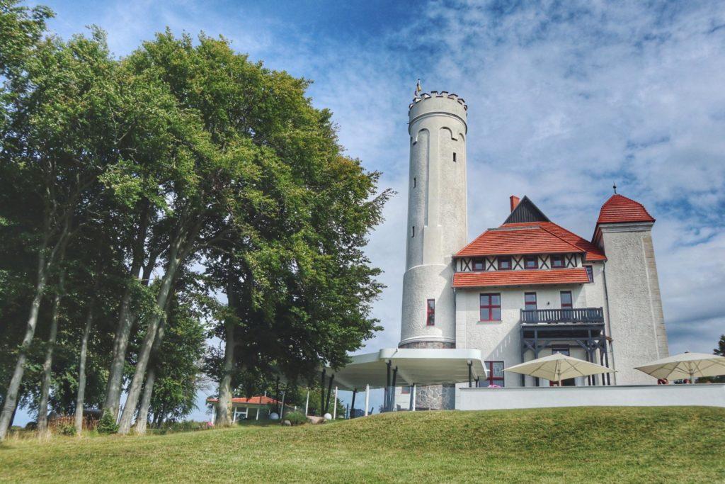 Hotel Schloss Ranzow mit Schlossturm