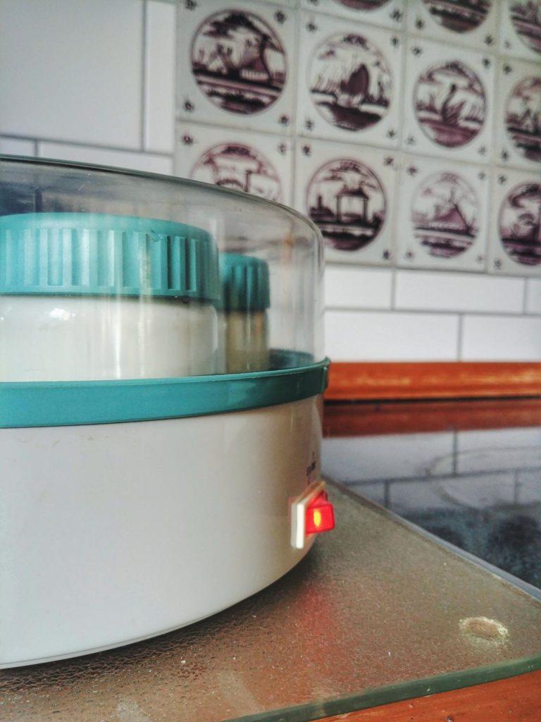 Joghurt selbst machen Joghurt Maschine