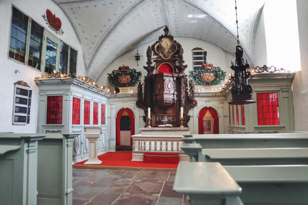 Kappelle im Schloss Glücksburg