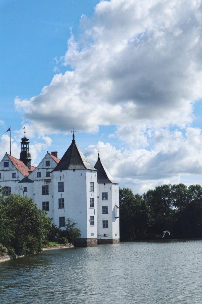 Türme und Schwalbennest Schloss Glücksburg