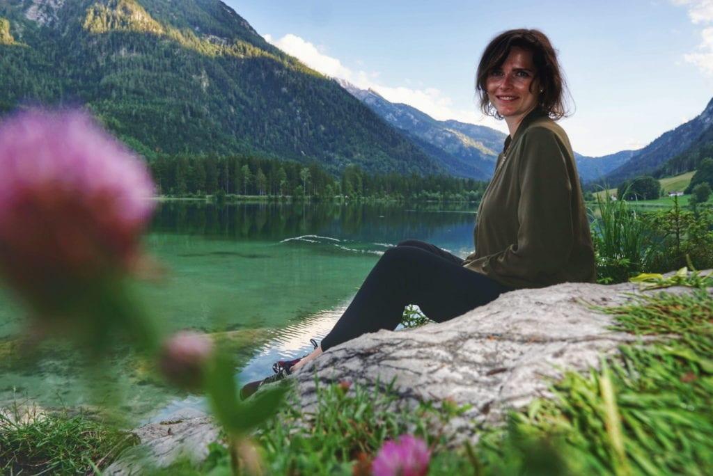 Travellerin Lisa Hiintersee Bayern
