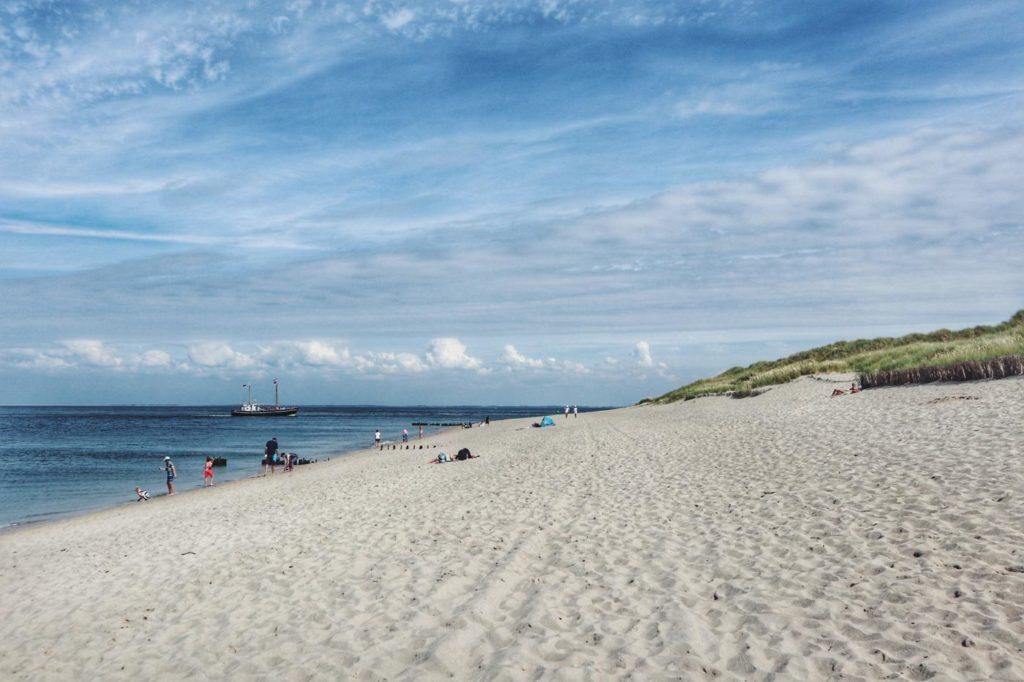 nördlichster Strand Sylt_Lister Ellenbogen