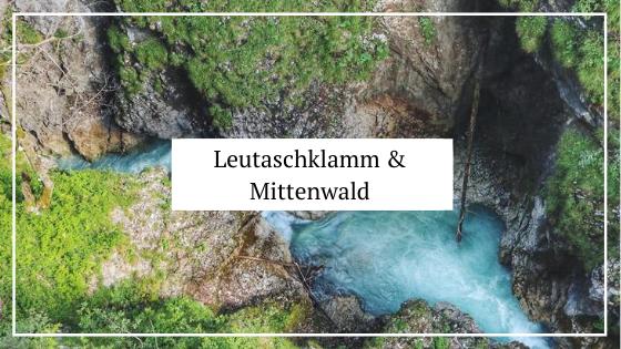Urlaub in Deutschland_Bayern_Leutaschklamm
