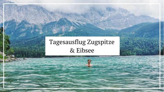 Urlaub in Deutschland_Bayern_Zugspitze und Eibsee