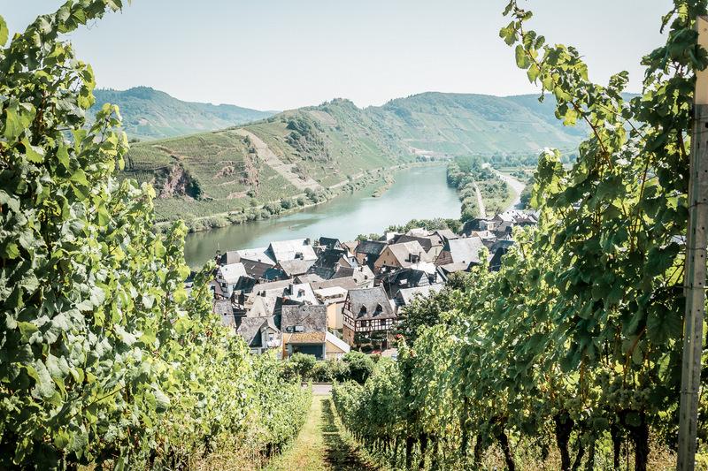 Herbstliche Ausflüge Mitteldeutschland_Mosel_Katrin Haberstock von Koffer on Tour