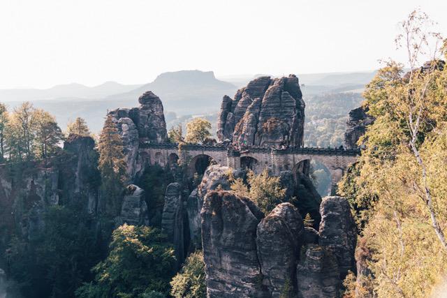 Herbstliche Ausflüge Mitteldeutschland_Sächsische Schweiz_Danielle Reichert von Globusherz