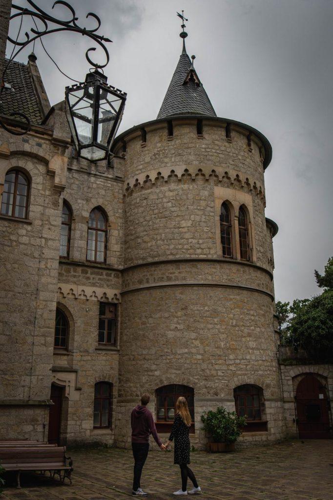 Herbstliche Ausflüge Norddeutschland_Schloss Marienburg_Anna Brockmöller von Annas Bucketlist