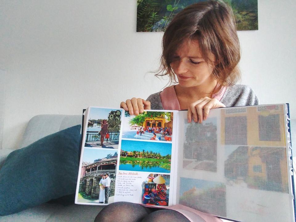 Weihnachtsgeschenke für Reisefans_Foto hinter Acrylglas