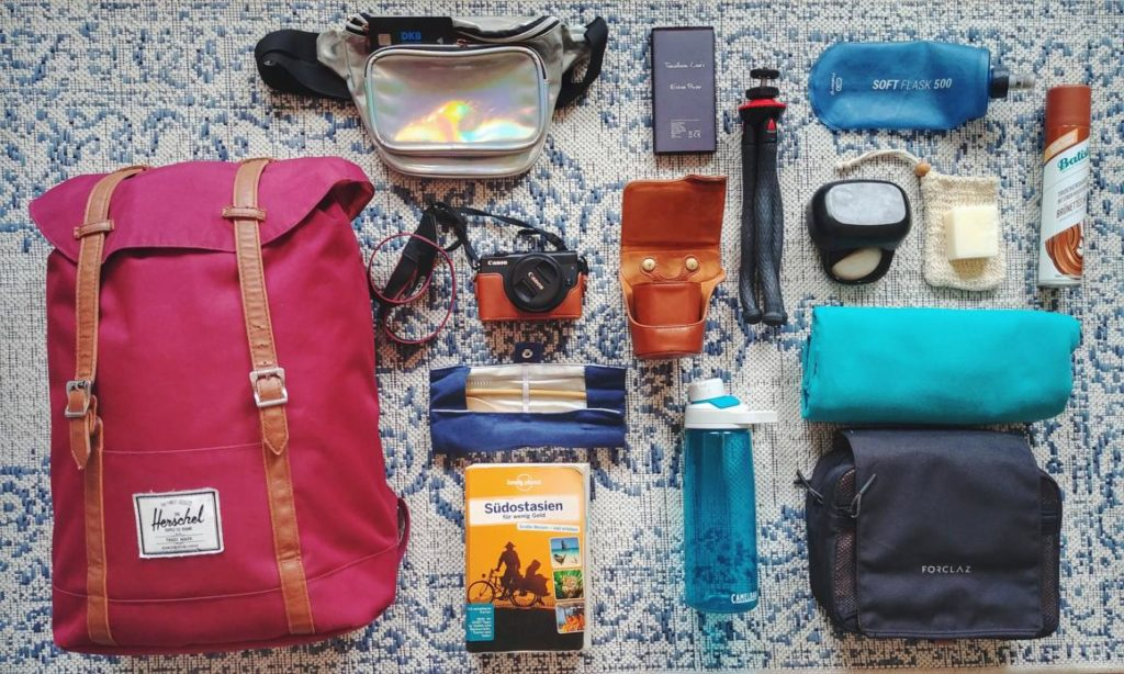 Reisetipps_Reise Packliste_Basics_Essentials