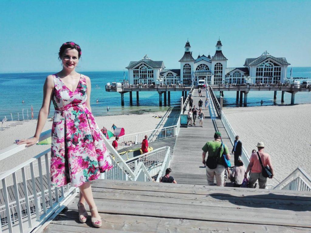 Seebrücke Sellin Rügen Ausflüge