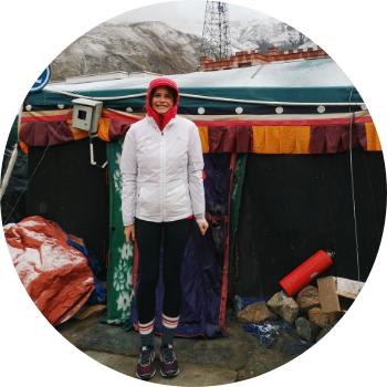 Travellerin-Lisa-Tibet-Mount-Everest-Basecamp